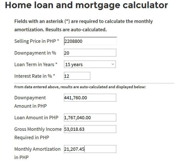 cashflow-101-sample-mortgage-computation