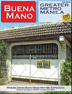 Buena Mano Q4-2010 Greater Metro Manila Catalogue now available