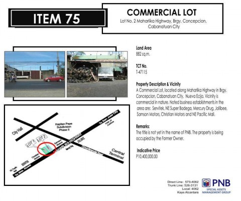 item75-foreclosed-commercial-lot-for-sale-cabanatuan-city