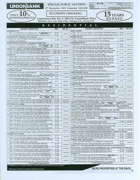 179th-Unionbank-foreclosed-real-estate-auction-on-December-17-2011-page-01