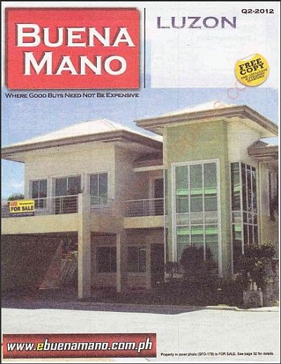 BUENA MANO Q2-2012 LUZON FORECLOSED PROPERTIES FOR SALE
