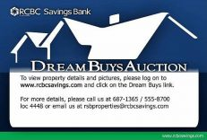 RCBC Savings Bank foreclosed properties auction slated on June 16, 2012