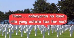 Death, Real Estate, and Estate Tax