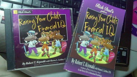 Raising Your Child's Financial IQ (book and audio CD)