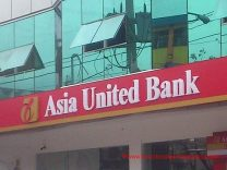 asia united bank las pinas branch