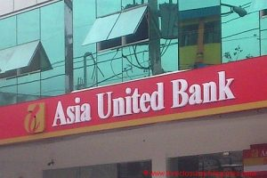Asia United Bank Foreclosed Properties and Repossessed Cars for sale as of June 2016