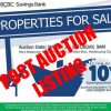 March 23, 2013 RCBC Savings Bank Post Auction Listing Now Available!