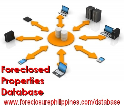 Introducing: Our Foreclosed Properties Database