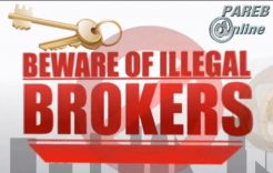Beware of Illegal Real Estate Brokers and Real Estate Developers