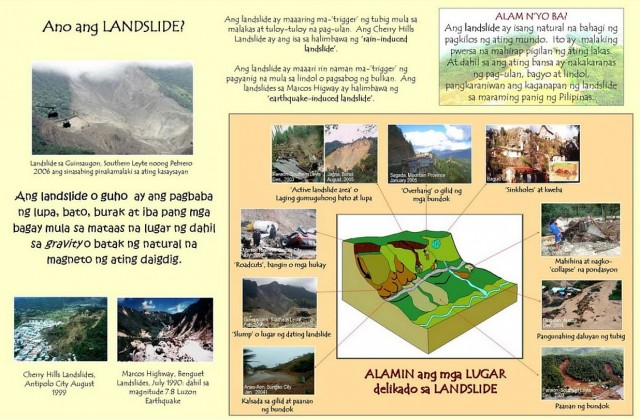 Landslide Awareness (page 2 of 3)
