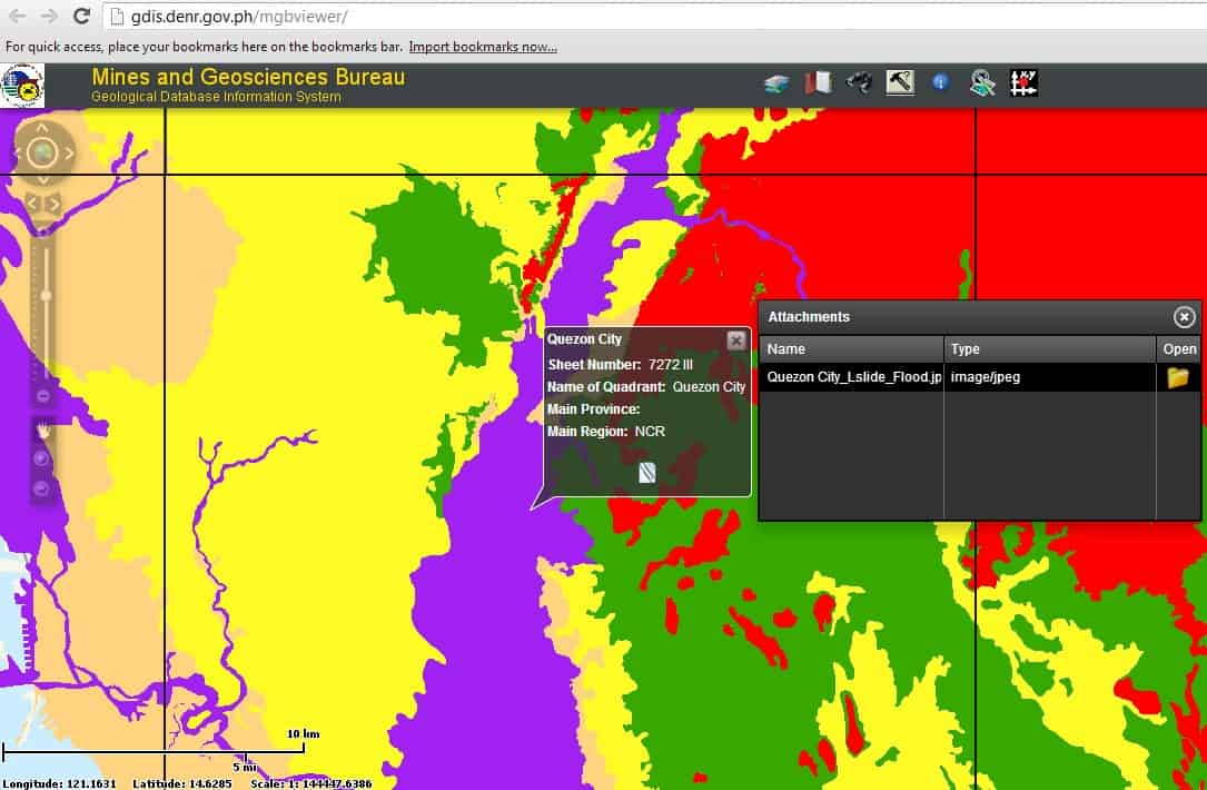 Check Geohazard Maps For Flooding And LandslideProne Areas Before