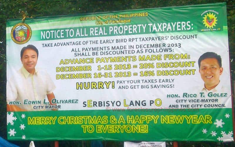 paranaque-real-property-tax-discount