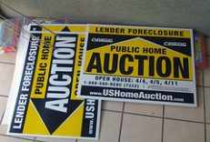 Want To Attend A Public Auction Of Bank Foreclosed Properties? Unionbank's 135th Public Auction Will Be On April 18, 2009