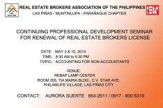 May 3 and 10, 2014 LMP CPD