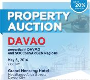 PNB foreclosed properties in Davao