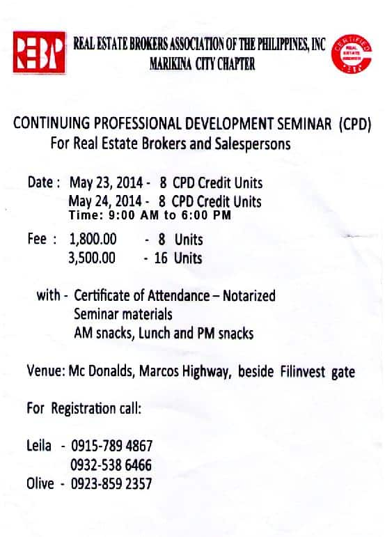 rebap-marikina-cpd-flyer-may-23-24-2014