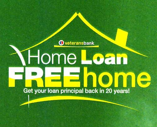 Philippine Veterans Bank's Home Loan, Free Home Promo – Can You Really Get Your House For Free?