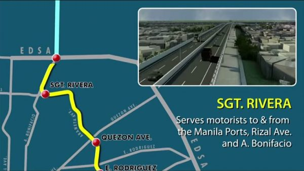 Skyway Stage 3 Sgt. Rivera Access Point