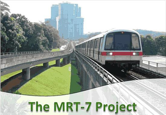 The MRT-7 Project