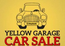 Repossessed Cars - Maybank Yellow Garage Car Sale Slated On September 1 - 30, 2014 (Pasig & Calasiao)
