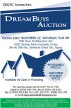 RCBC Savings Bank Foreclosed Properties Dream Buys Auction Slated November 22, 2014