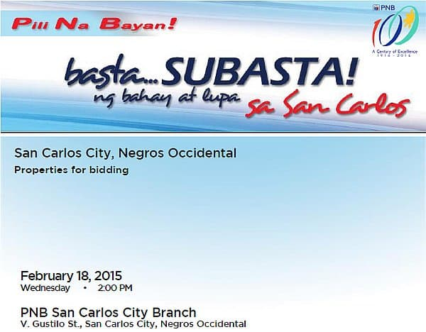 pnb-foreclosed-properties-bidding-san-carlos-city-february-18-2015