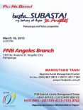 Bidding for PNB Foreclosed Properties in Pampanga and Tarlac slated on March 18, 2015