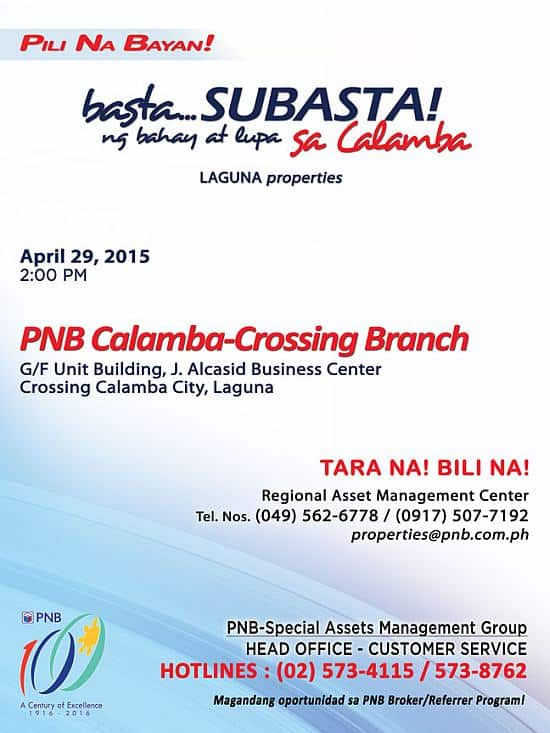 pnb-foreclosed-properties-in-calamba-laguna-auction-april-29-2015-banner