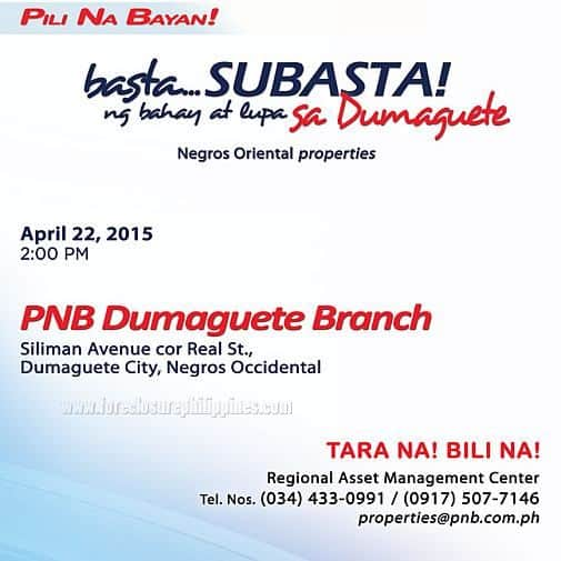 pnb-foreclosed-properties-in-negros-oriental-for-public-auction-on-april-22-2015-featured
