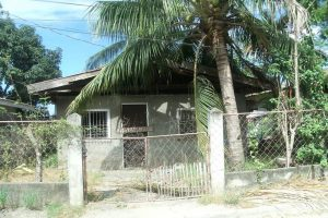 Front View-Foreclosed House And Lot For Sale In Cagayan De Oro City, Misamis Oriental (AN-0263625)