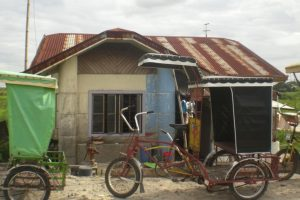 Front View-Foreclosed House And Lot For Sale In San Fernando City, Pampanga (AN-0387304)