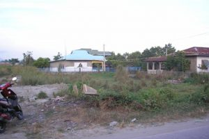 Front View-Foreclosed Vacant Lot For Sale In Guagua, Pampanga (AN-0407743)