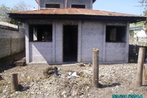 Front View-Foreclosed House And Lot For Sale In General Santos City, South Cotabato (AN-1470148)