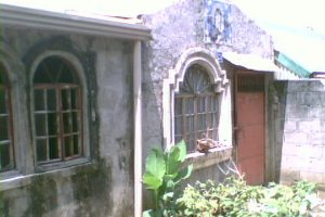 Front View-Foreclosed House And Lot For Sale In San Jose Del Monte City, Bulacan (AN-1702035)