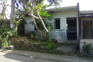 Front View-Foreclosed House And Lot For Sale In San Mateo, Rizal (AN-2070063)