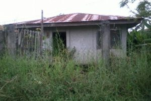 Front View-Foreclosed House And Lot For Sale In Butuan City, Agusan Del Norte (AN-2124906)