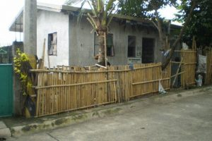 Front View-Foreclosed House And Lot For Sale In San Mateo, Rizal (AN-2232948)