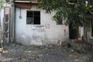 Front View-Foreclosed House And Lot For Sale In San Mateo, Rizal (AN-2398925)