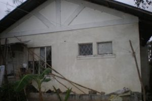 Front View-Foreclosed House And Lot For Sale In Orani, Bataan (AN-2472066)
