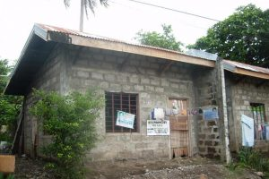 Front View-Foreclosed House And Lot For Sale In San Pablo City, Laguna (AN-2501091)