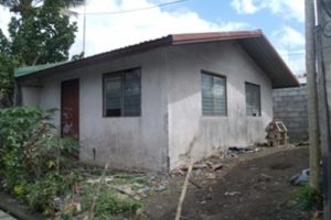Front View-Foreclosed House And Lot For Sale In Bacolod City, Negros Occidental (AN-3107234)