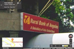 Rural Bank of Angeles Foreclosed Properties for sale as of June 2016
