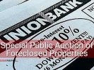 Public Auction of Unionbank Foreclosed Properties in Metro Manila/Luzon and VisMin areas slated on August 26, 2017