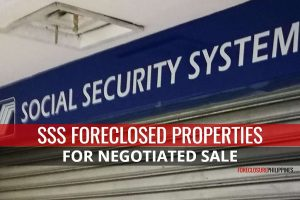 More than 200 SSS foreclosed properties up for grabs via negotiated sale