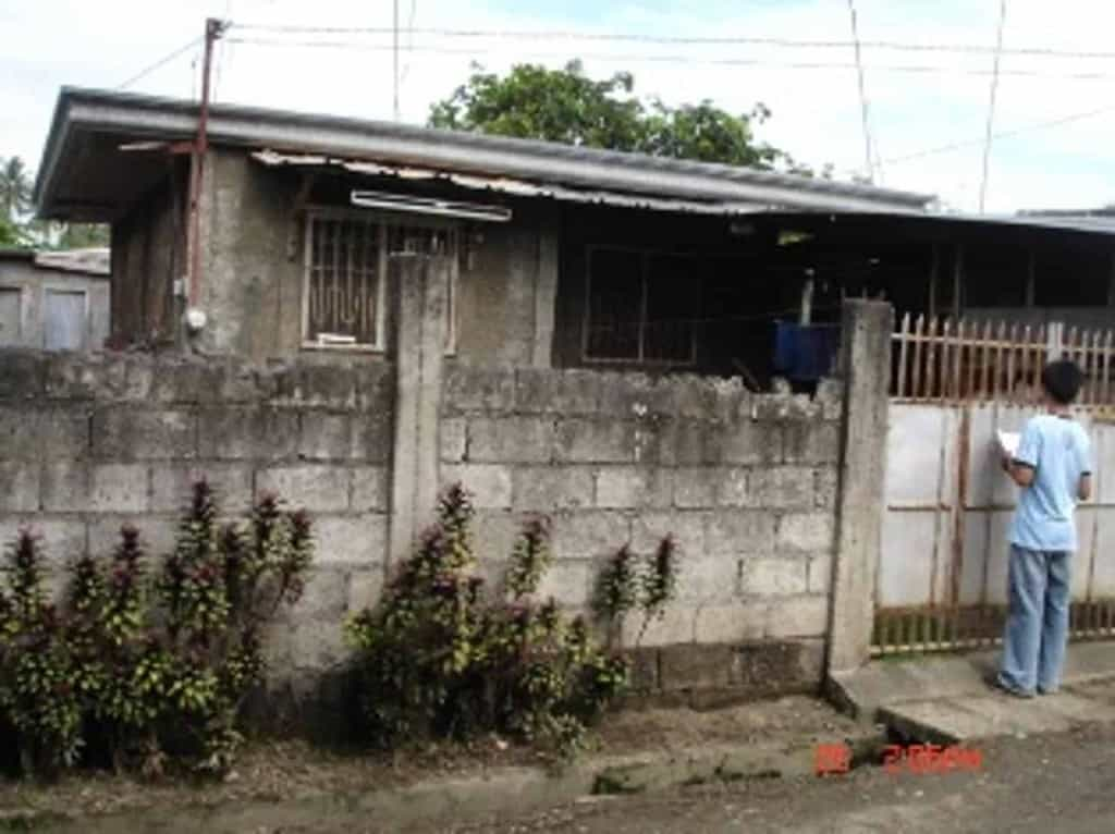 Foreclosed House And Lot For Sale In Davao City