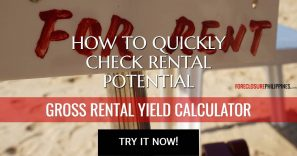 Gross Rental Yield Calculator (For Quick Checking of Rental Potential)