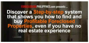 FAQ's for the How to buy foreclosed properties (that are profitable) training