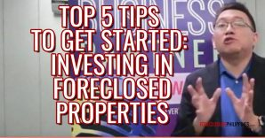 My Top 5 Tips For Getting Started With Foreclosed Properties