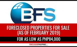512 BFS Foreclosed Properties For Sale in February 2019 nationwide listing