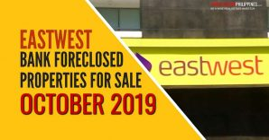 178 EastWest Bank foreclosed properties for sale (October 2019)